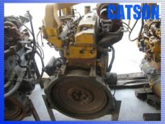 Komatsu PC120-5 S4D95L-1 engine assy