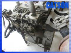 Komatsu PC130-7 SAA4D95LE-3 engine assy