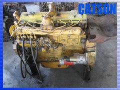 Komatsu PC200-5 6D95 engine assy