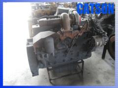 Komatsu PC200-6 6D95 engine assy