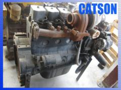 Komatsu PC200-7 SAA6D102E-2 engine assy
