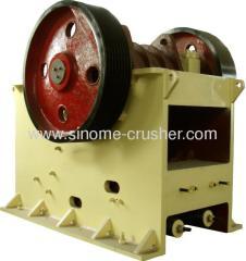 Good quality Stone jaw crusher PES870×1060