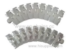 Tooth Flat Top chain 1706 series sideflex chain