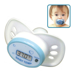 Baby Pacifier Digital Thermometer