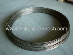 Resistive wire for heating coil