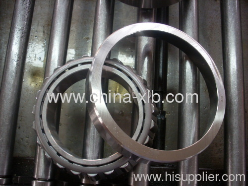 Single-row GCr15 taper roller bearings