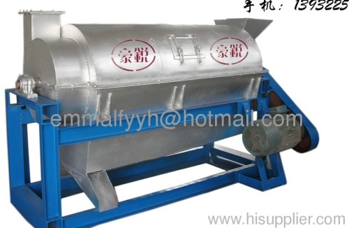 stainless steel dryer for recycle plastic
