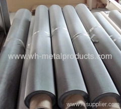 plain weave stainless steel wire cloth