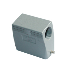 H10A series side entry Heavy Duty Connector Hoods