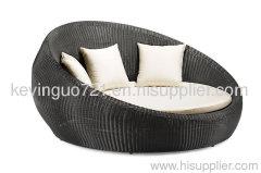 Outdoor Rattan Garden Sofa