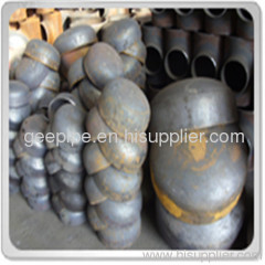 ASTM/ASME A234 WPB WPC round pipe cap
