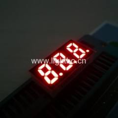 0.3 inch 3 digits 7 segment led display;3 digit 0.3