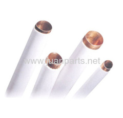 IPlastic coated Copper Tubes in gas and water system