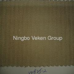 Stocklot of auto seat fabric