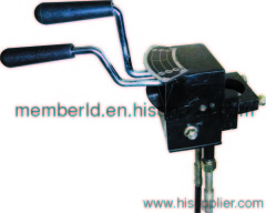 LOADER SHIFT CONTROL PUSH-PULL CABLE