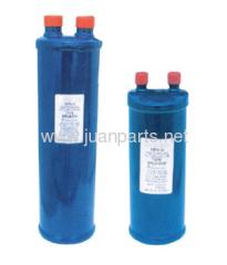 Suction Line Accumulators for refrigerant