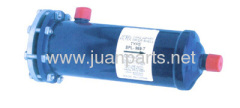 Replaceable Suction filter drier Shells Refrigerant