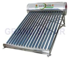 20 degrees Solar Water Heater