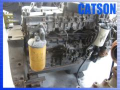 Komatsu PC300-6 SAA6D108E-2 engine assy