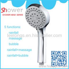 bathroom rainfall shower head