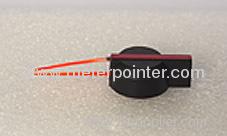 Car illuminated instrument pointer with good design