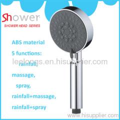 plastic shower head bathroom products manufacturer