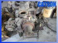 Mitsubishi 4D31T engine assy