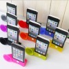 Horn Stand Amplifier Speaker case for iPhone 4 4G 4S