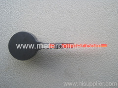 The automobile illuminated pointer with high precision