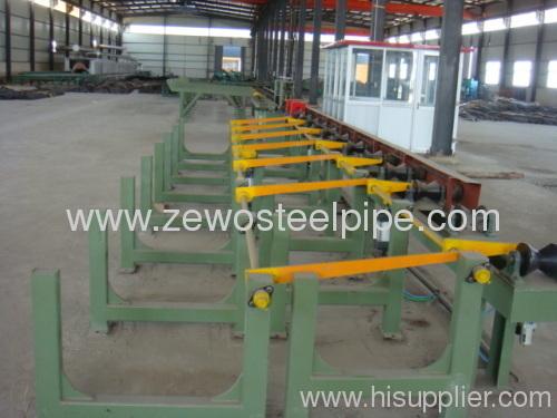 ASTM A106/A53 Gr.B seamless steel pipe