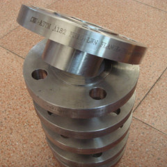 china forged stainless steel LWN flange