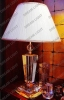 crystal table amp/ desk lamp/ reading lamps