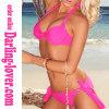 Pink Sexy Hot Bikini