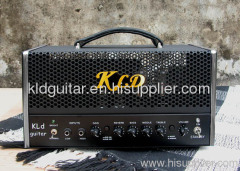6l6 Guitar amp head with spring reverb