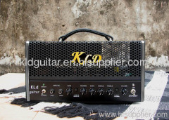 KLDguitar 5w super Class A recording guitar amp head with spring reverb and RED BOX DI