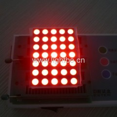 2 inch 5 x 7 led dot matrix display; dot matrix 7 x 5 2 inch;