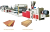 PVC/PE/PP/PS/PET/ABS Plate & Sheet Extrusion Line
