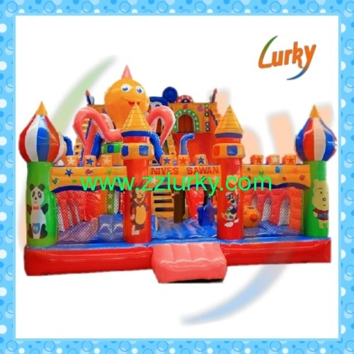 inflatable bouncer bouncy jumper