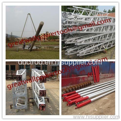 lifting machine ,portable mobile hoist,manufacture Material