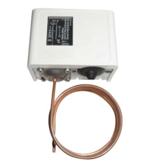 Pressure Control With Capillary For Air Conditioner