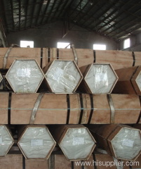 carbon seamless steel pipe with wooden plank packing