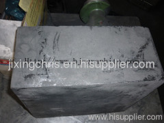 China carbon graphite block
