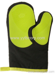 Hot Whose sell Heat Resistant Silicone Glove for Kitchen Oven