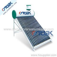 Free standing CE non-pressure solar water heater