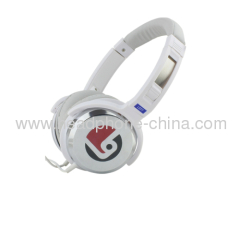 320 Ohm Impedance Promotional Wired Stereo Over Ear Headphones