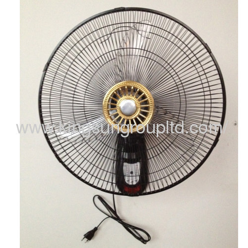 electric wall mount fan
