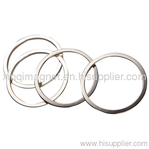 Ndfeb ring rare earth magnets