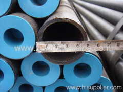 BLACK AND ROUND BOILER STEEL TUBE