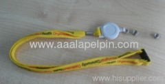 Mode Polyester bootlace lanyards