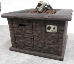 Gas Fire Pit Table (Art-6146)